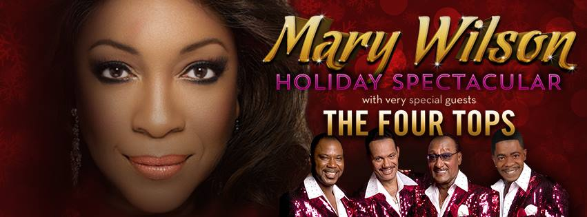 Mary Wilson and The Four Tops